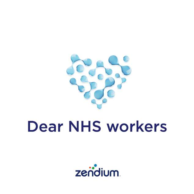 Dear NHS workers