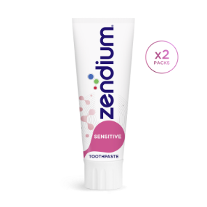 Zendium Carton Sensitive Toothpaste